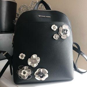 Michael Kors Emmy Leather